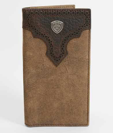 Ariat Laser 2 Tone Rodeo Wallet