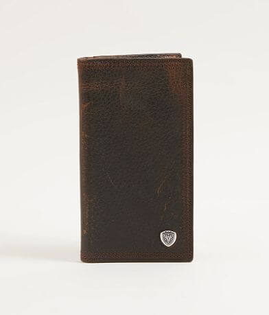 Ariat Rodeo Leather Wallet