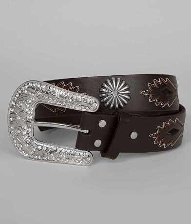 Nocona Cut-Out Belt