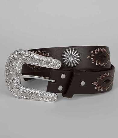 Nocona Cut-Out Belt