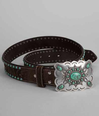 Nocona Embossed Belt