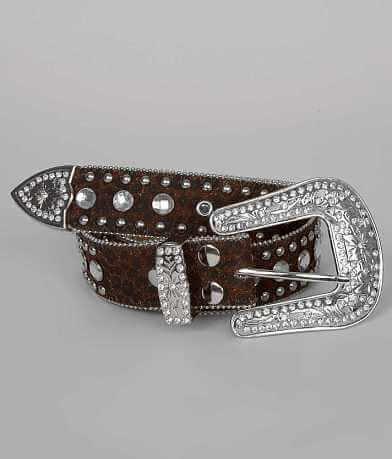 Blazin Roxx Leopard Belt