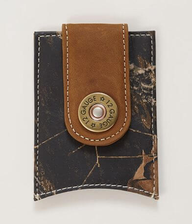 Nocona 12 Gauge Camo Wallet