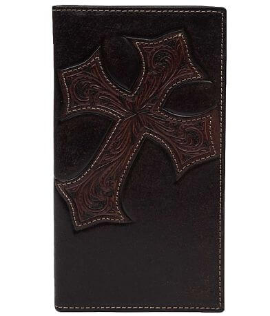 Nocona Rodeo Leather Wallet