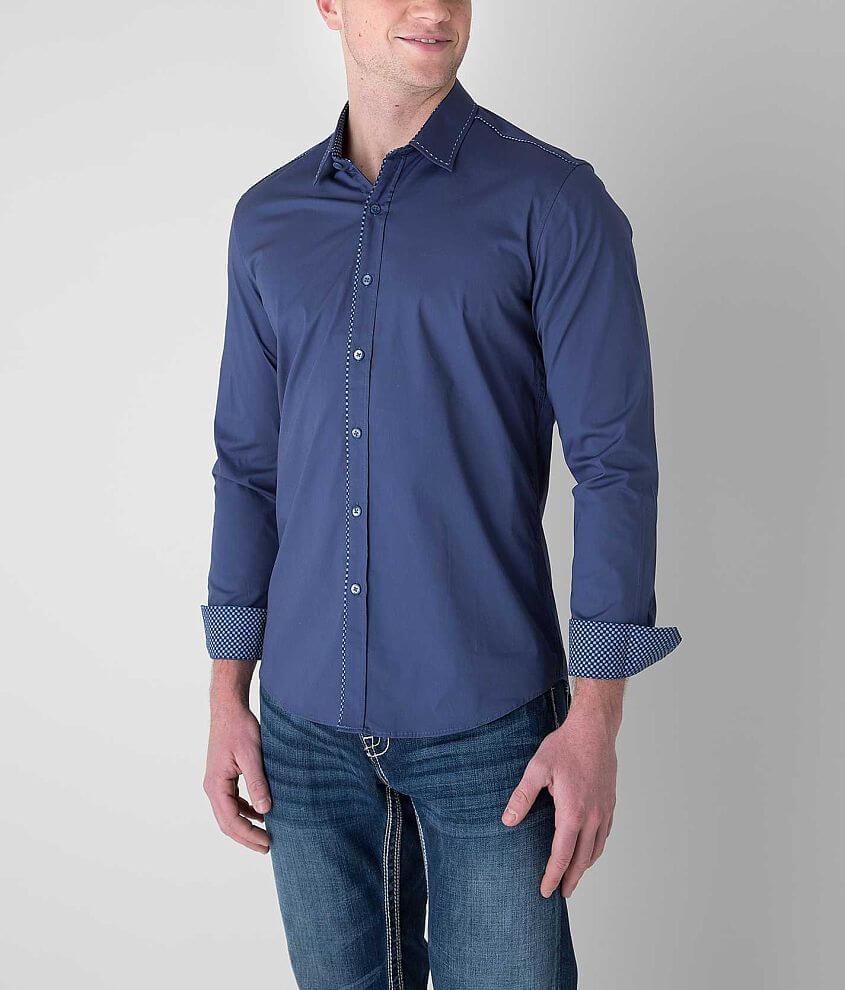7Diamonds Fade To Grey Shirt front view