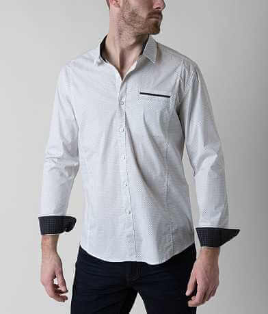 7Diamonds Leave A Trace Stretch Shirt