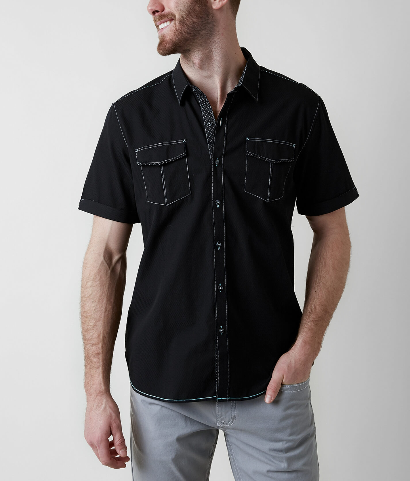 7Diamonds Nightcall Shirt | Tuggl