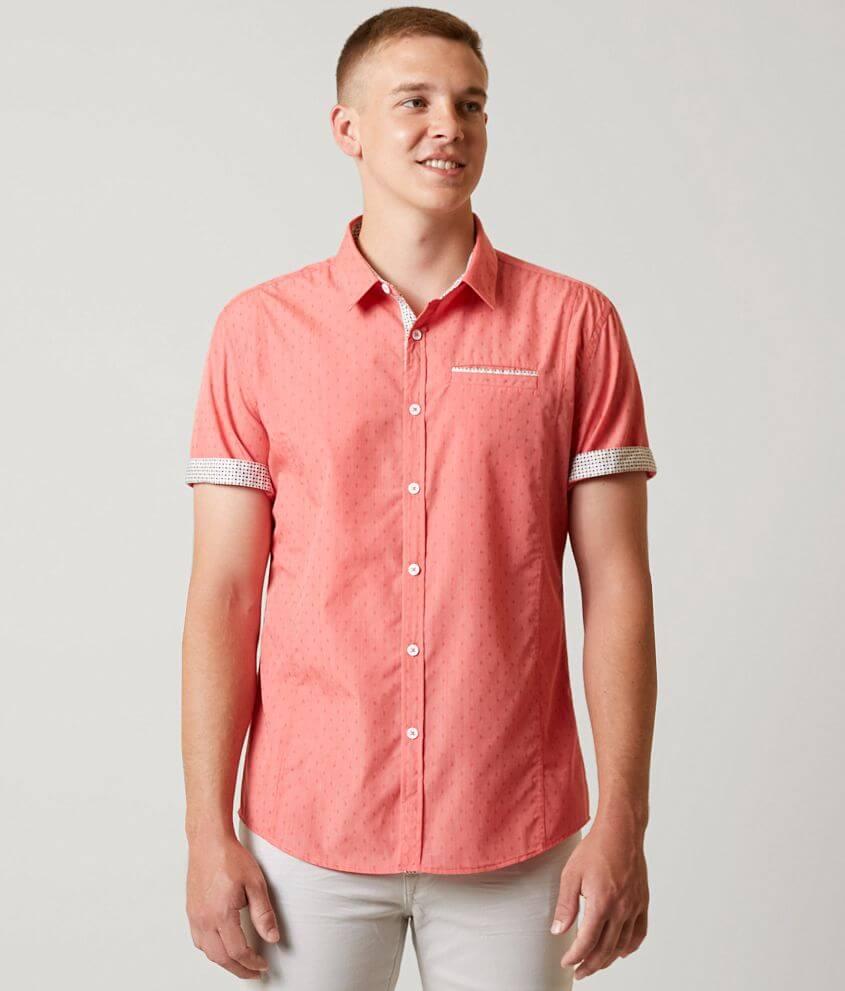 7Diamonds Sunset Lover Shirt front view