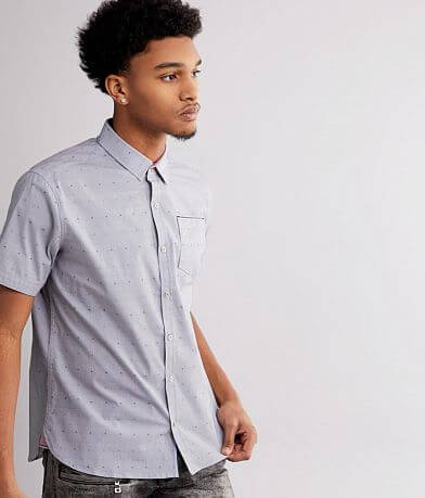7Diamonds Mix Stretch Shirt