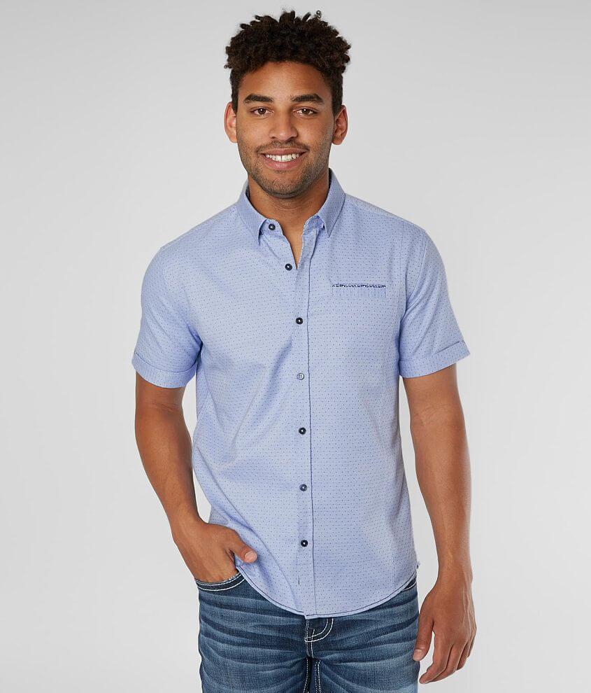 7Diamonds Mantra Stretch Shirt front view