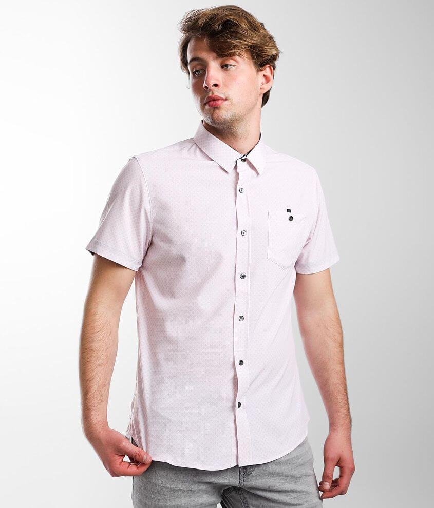 7Diamonds Feel It Still Stretch Shirt front view