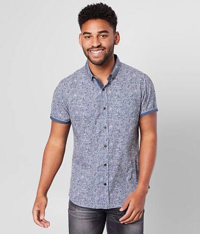 7Diamonds Kingston Sunset Stretch Shirt