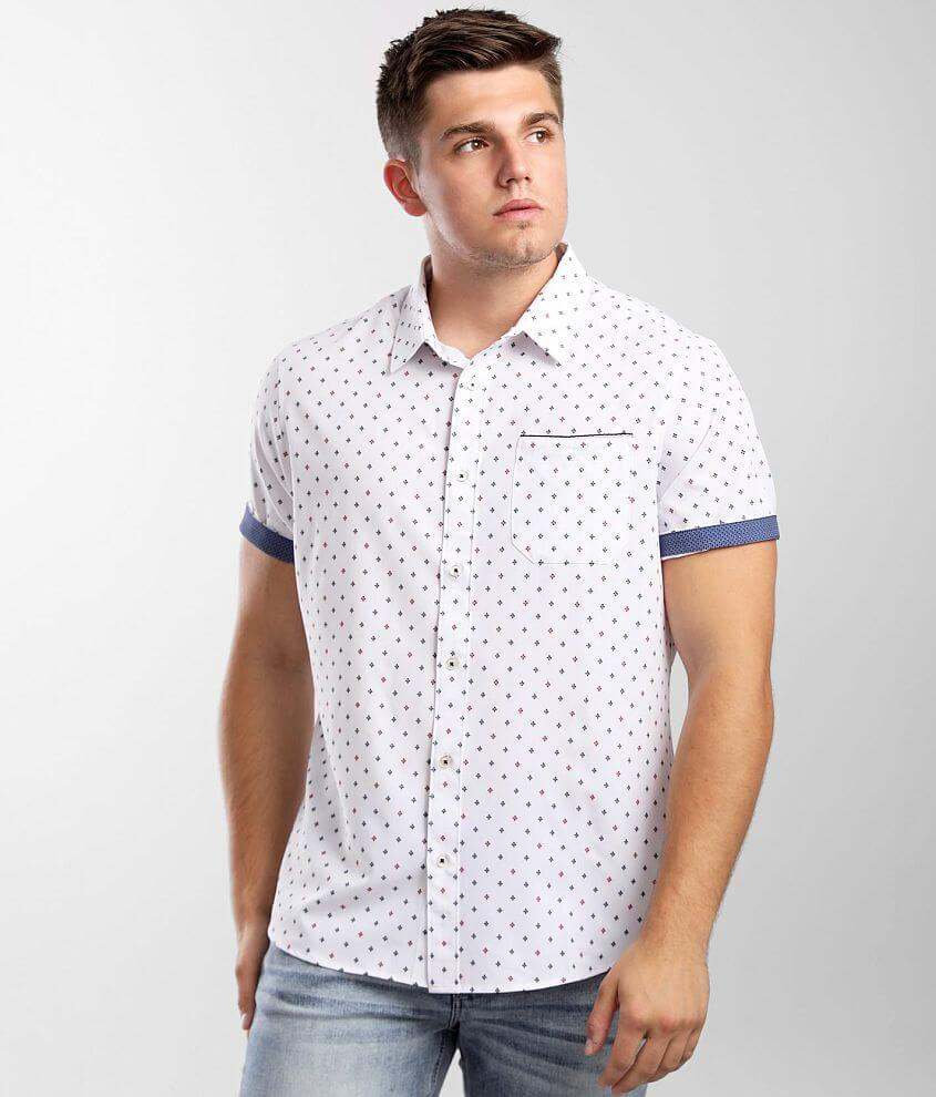 7Diamonds Highway Star Stretch Shirt front view