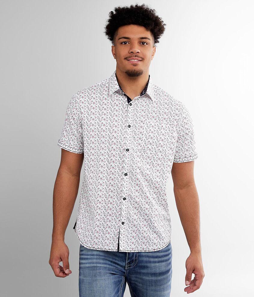 7Diamonds High Steppin' Stretch Shirt front view