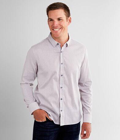 7Diamonds Silhouettes Stretch Shirt