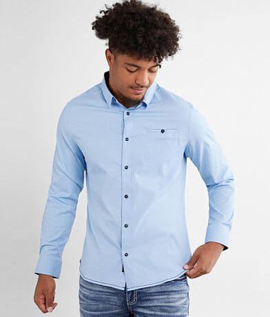 7Diamonds Fine Line Stretch Shirt