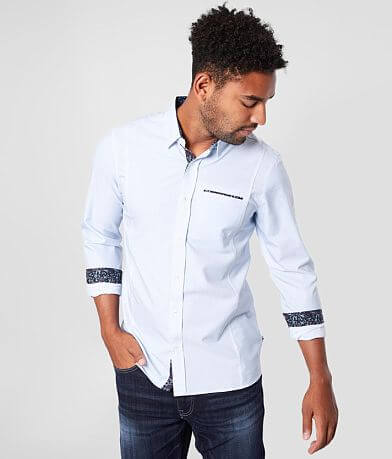 7Diamonds Mirror Master Stretch Shirt