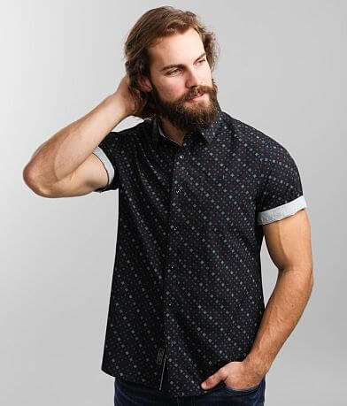 7Diamonds Cruise Stretch Shirt