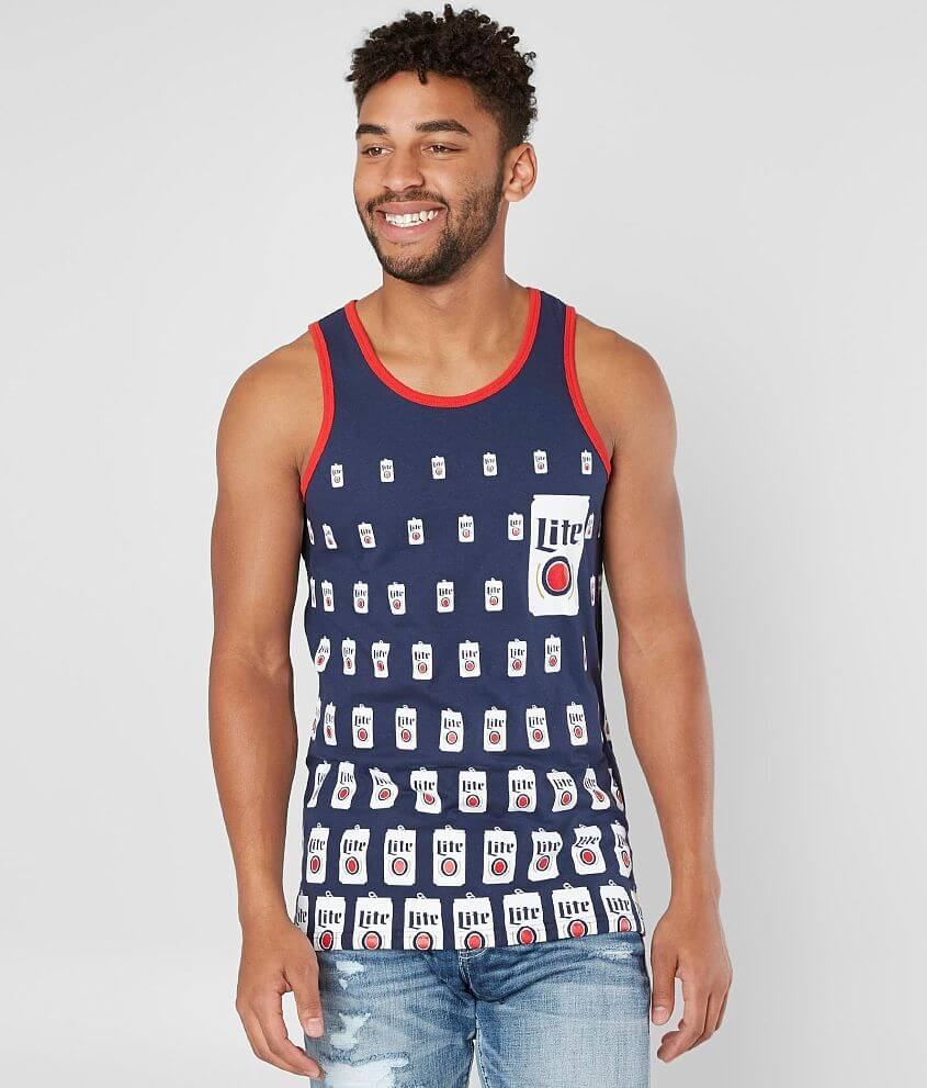 Miller Lite® Can Tank Top front view