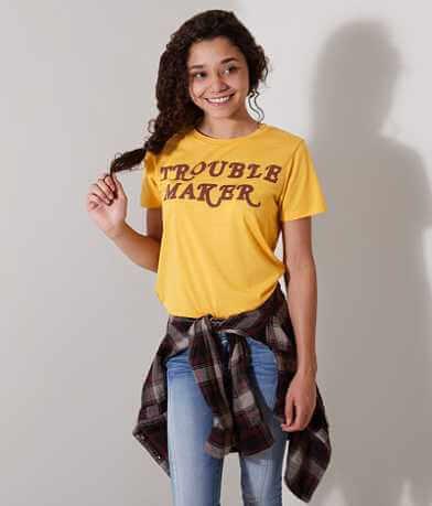 FITZ + EDDI Trouble Maker T-Shirt