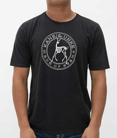Kane & Unke Circle Deer T-Shirt