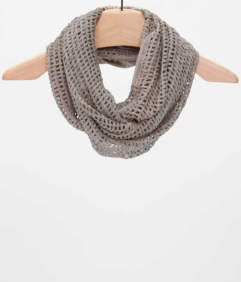 BKE Washed Scarf front view