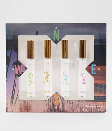 Daytrip 4 Pack Fragrance Gift Set