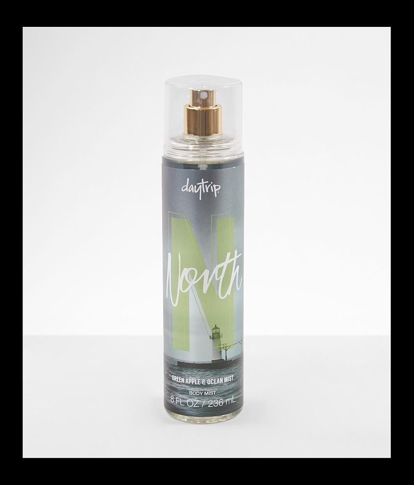 Women\\\'s 8 oz body spray Notes: Green Apple and Ocean Mist Due to the contents of this product, this item is only available via Ground Shipping No shipping to Alaska, Hawaii, international locations, US territories, APO/FPO addresses or P.O. Boxes