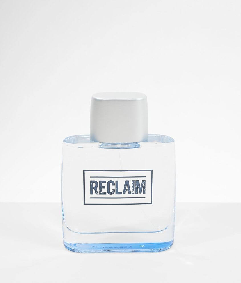 Reclaim Blue Cologne front view