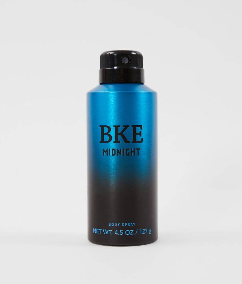 BKE Midnight Body Spray Cologne front view
