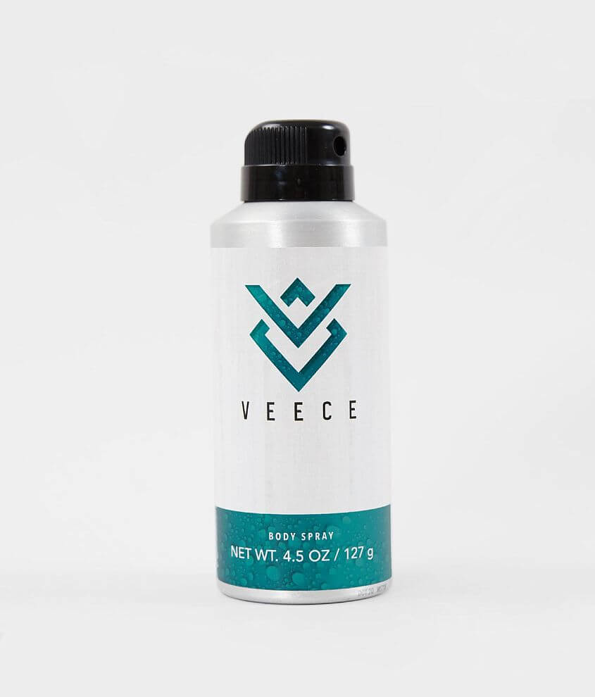 Veece Body Spray Cologne front view