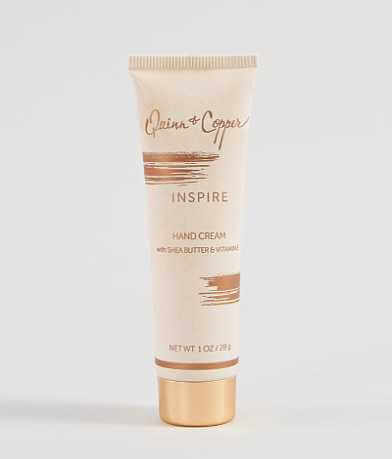 Quinn & Copper Inspire Hand Cream