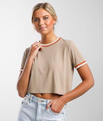 FITZ + EDDI Modal Blend T-Shirt