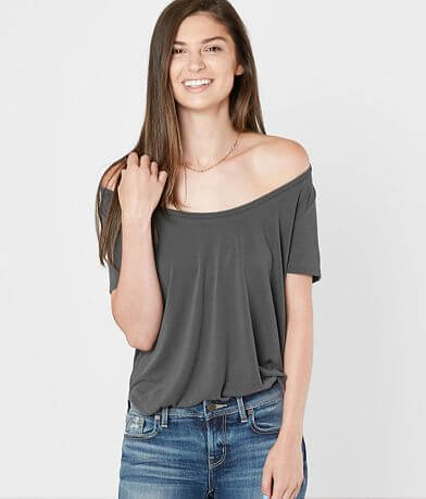 BKE core High Low Hem T-Shirt