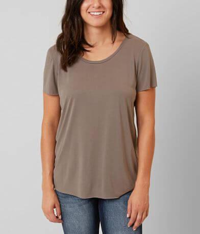 BKE core Raw Edge T-Shirt