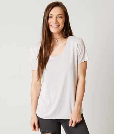 BKE core Raw Edge T-Shirt