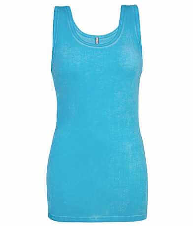 BKE Washed Tank Top
