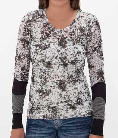 BKE Slub Fabric Top