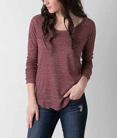 BKE Scoop Neck Thermal Top