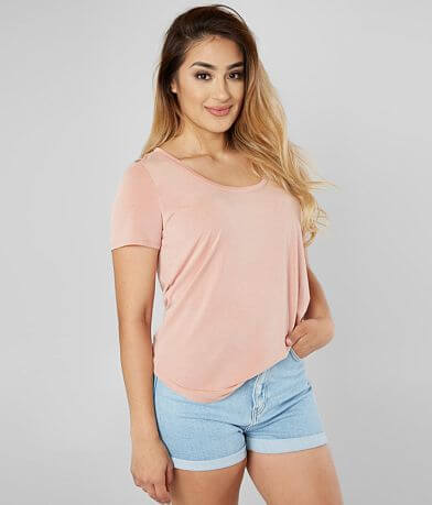 BKE Scoop Neck Knit Top