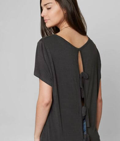 BKE Back Tie Top