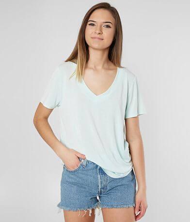 BKE V-Neck Sandwash T-Shirt