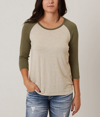 BKE Raglan Sleeve T-Shirt