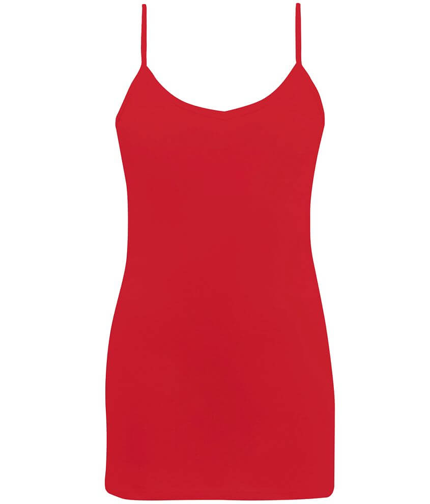 BKE Two-Way Basic Tank Top front view