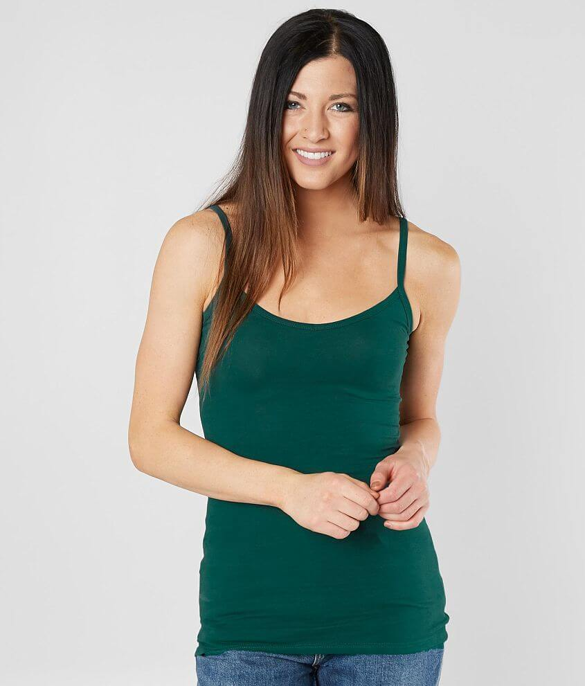 BKE Two Way Basic Tank Top front view