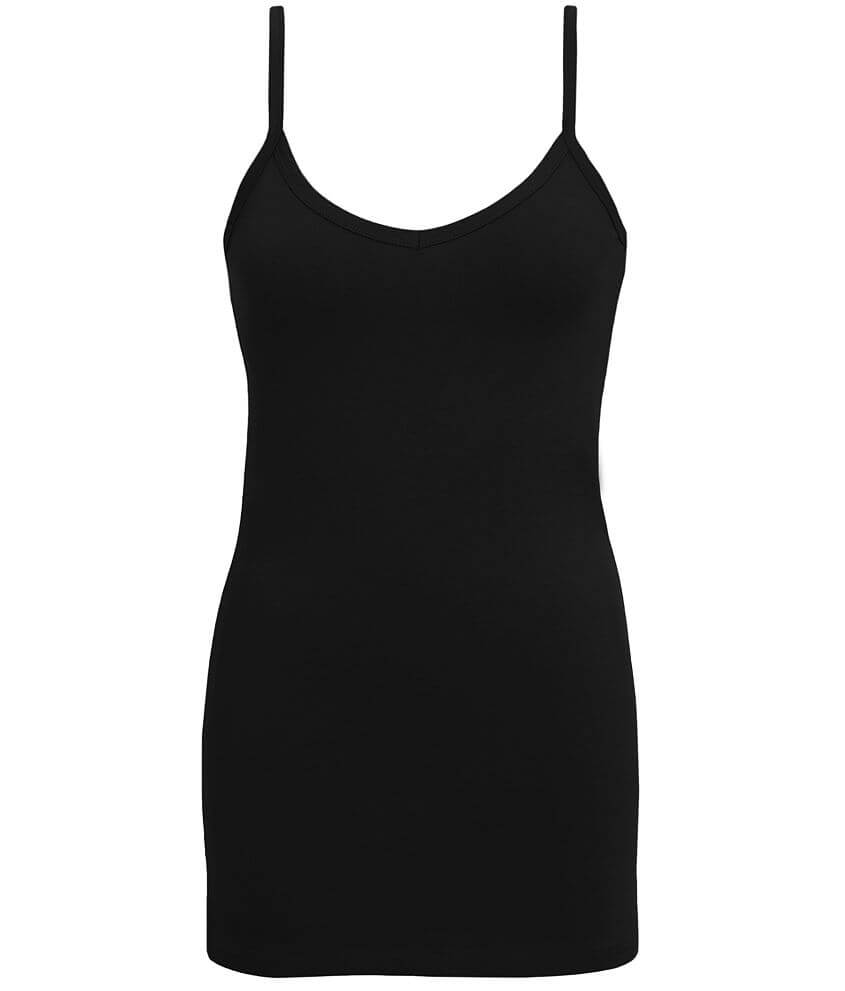 BKE core Two-Way Basic Tank Top front view