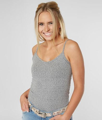 BKE core X-Long Two-Way Tank Top
