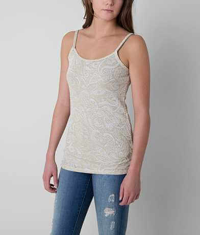 BKE Metallic Tank Top