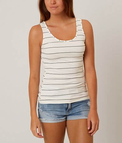 BKE Striped Tank Top