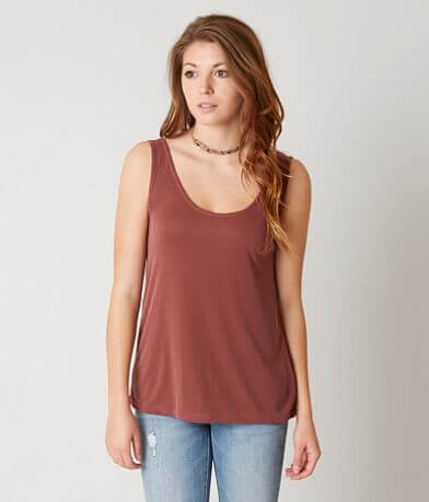 red by BKE Tank Top